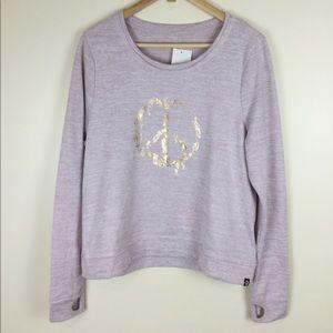 Gottex Studio Peace Sweatshirt Size M
